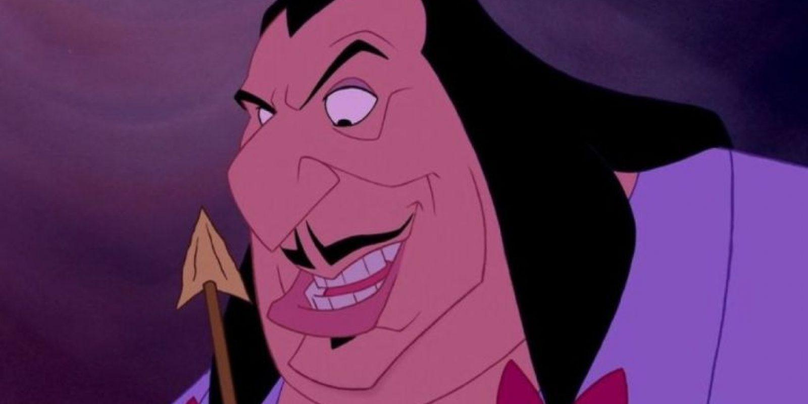 """Lo mismo sucedía con Radcliffe, de """"Pocahontas"""" Foto:Disney"""