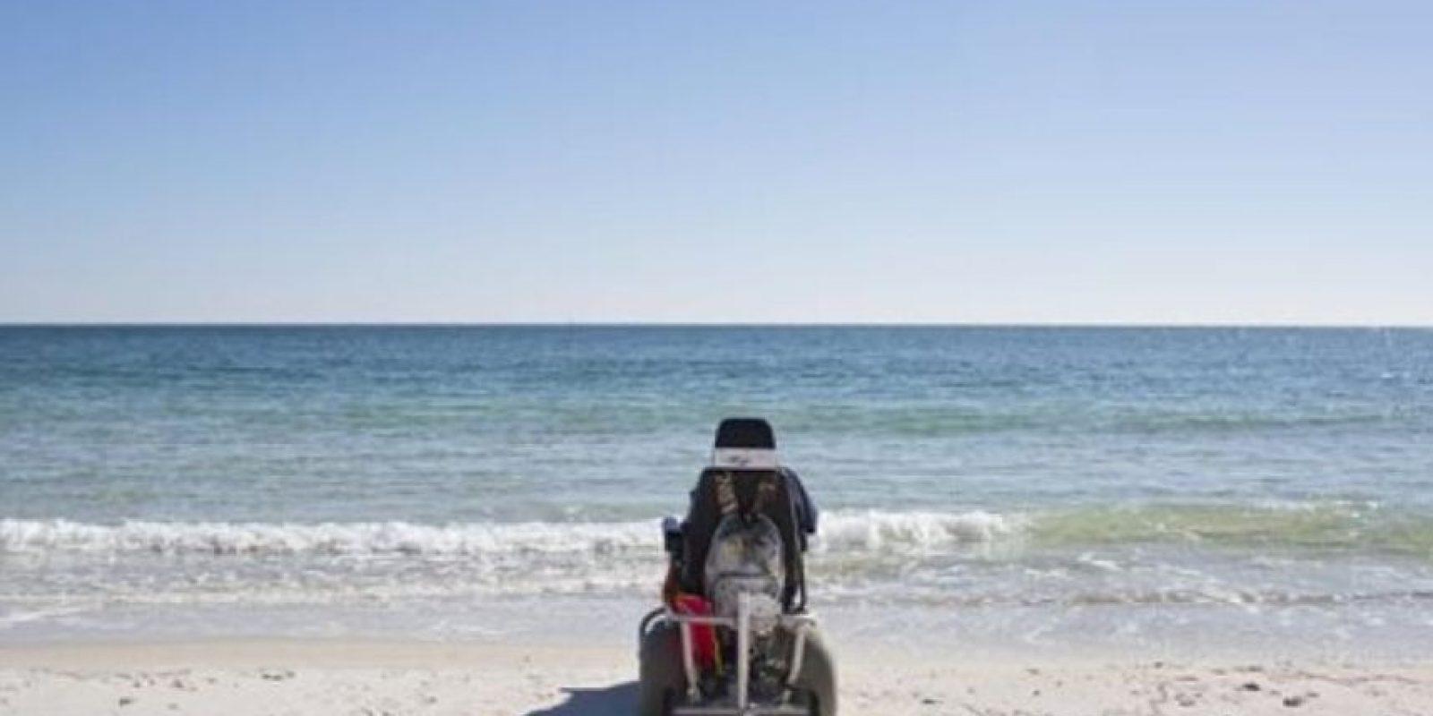 Allí cumplió su sueño Foto:Perdido Beach Resort