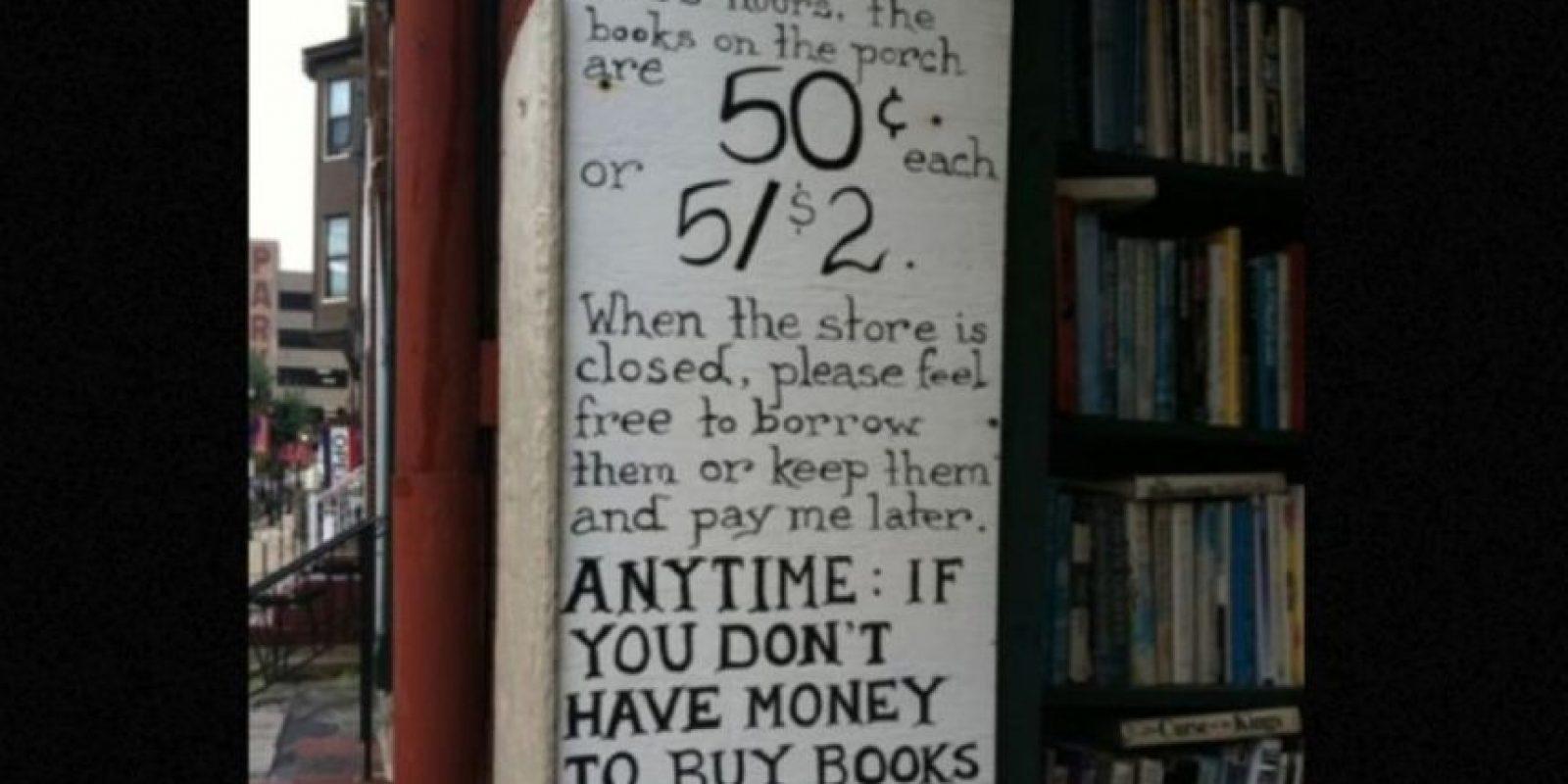 Así se comparte el conocimiento Foto:Tumblr