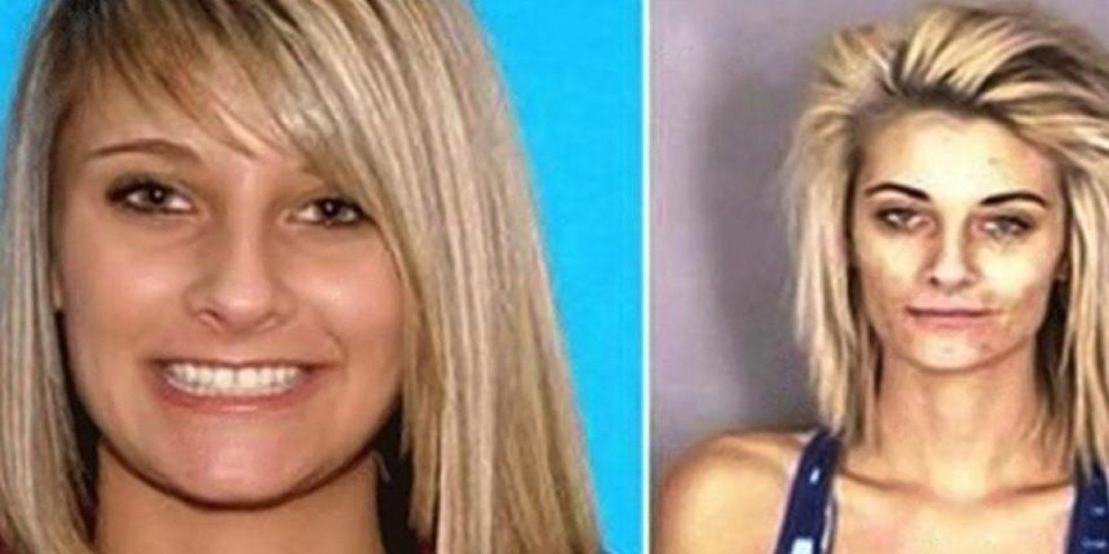 Su caso ha impactado por el cambio que se produjo en ella Foto:Departamento de Policía de Keizer