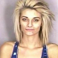 Así está a sus 23 años, luego de ser arrestada por posesión de metanfetaminas Foto:Departamento de Policía de Keizer