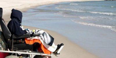 """Dijo que era """"un poco frío"""" Foto:Perdido Beach Resort"""