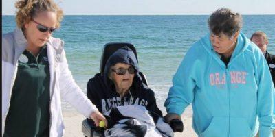 Es madre de 4 hijos Foto:Perdido Beach Resort