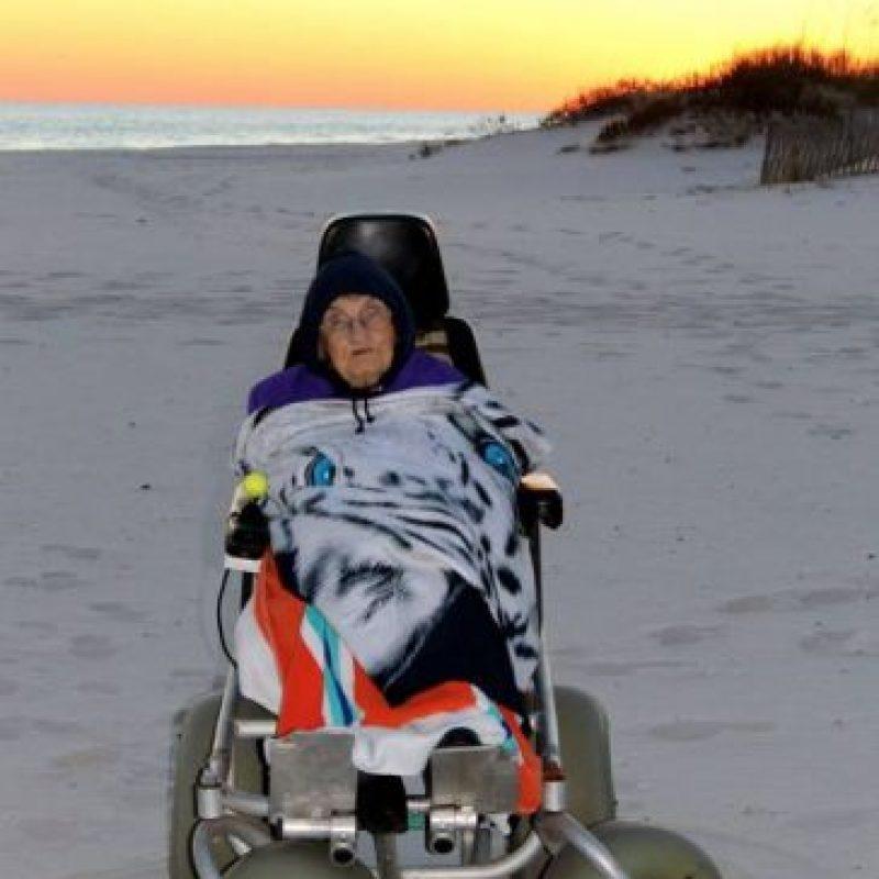"""También se refirió a este como """"maravilloso"""" Foto:Perdido Beach Resort"""