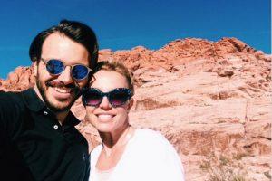 Charlie Ebersol y Britney Spears Foto:Instagram @britneyspears