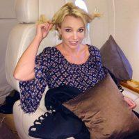 De acuerdo a Spears, las tres influencias que realmente la inspiraron son: Madonna, Michael Jackson y Janet Jackson Foto:Instagram @britneyspears