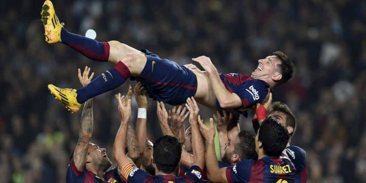 #Messi252: Estos son los 10 mejores goles de Lionel Messi con el Barcelona