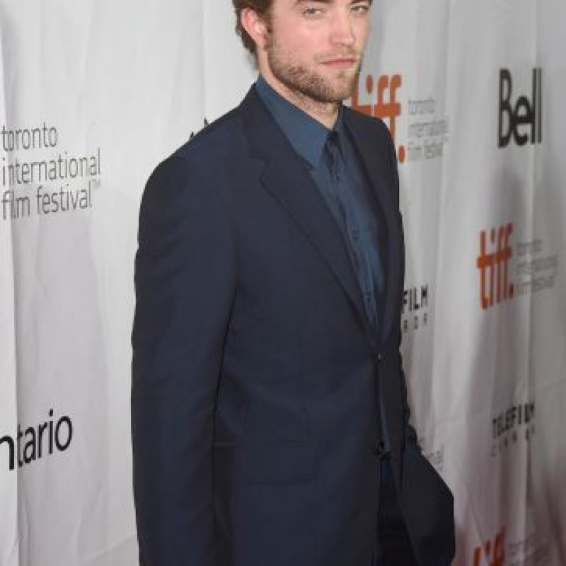 "Pattinson comenzó su carrera actoral interpretando a Cedric Diggory en ""Harry Potter y el cáliz de fuego"" Foto: Getty Images"