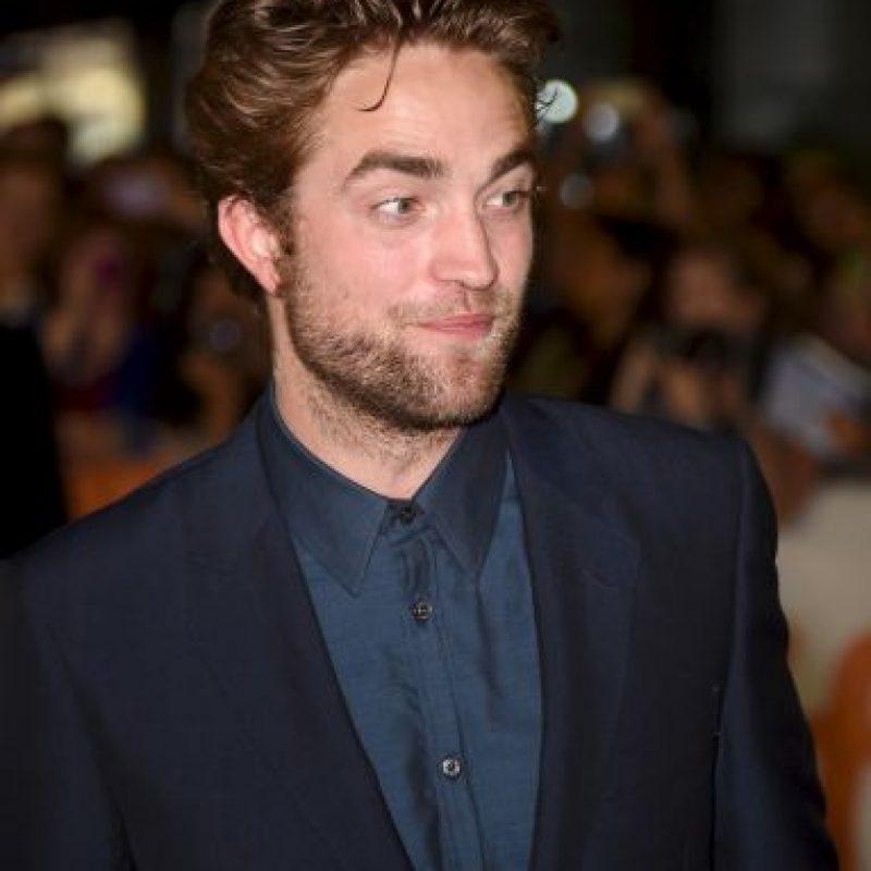 En 2010, Pattinson fue nombrado entre las 100 personas más influyentes del mundo por la revista Time Foto:Getty Images