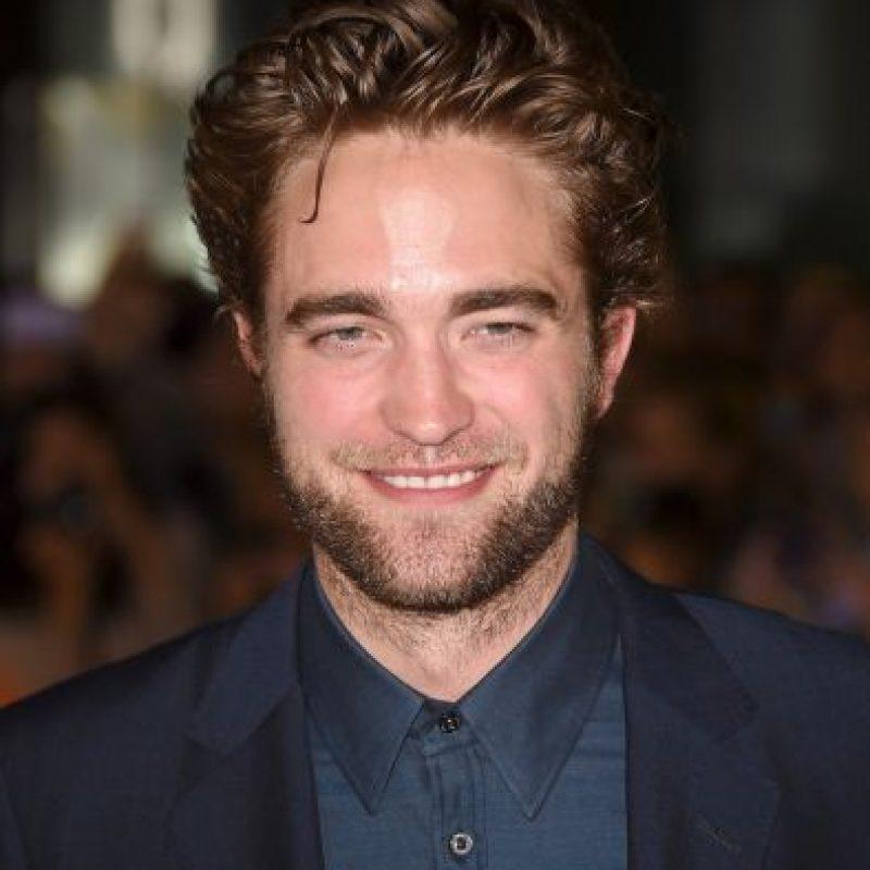 Alcanzó un reconocimiento mundial por interpretar a Edward Cullen Foto:Getty Images
