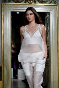 Kendall está de moda en las pasarelas Foto:Getty Images