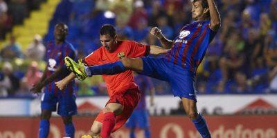 59 en Primera División de España, 13 en la Liga de Campeones de la UEFA, 5 en la Copa del Rey, 2 en la Supercopa de España y 12 en su Selección nacional Foto:Getty Images