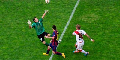 Messi tiene el Guinnes Record de más goles oficiales marcados en una temporada Foto:Getty Images