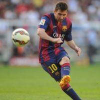 Posee la marca de más goles anotados en un mismo club en un año: 79 en 60 partidos (2012) Foto:Getty Images