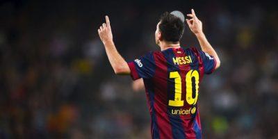 Más jornadas consecutivas anotando al menos un gol en la Liga española: 21 partidos consecutivos en la temporada 2012-2013. Marcó 34 anotaciones Foto:Getty Images
