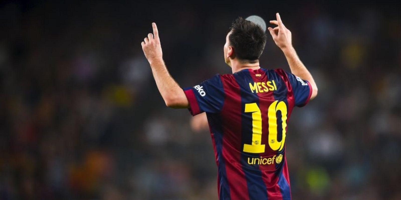 Jugador más joven en conseguir tres veces el Balón de Oro: 24 años, 6 meses y 17 días Foto:Getty Images