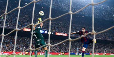 Máximo goleador de la Liga de Campeones de la UEFA: 71 goles (en 90 partidos) (compartido con Raúl) Foto:Getty Images