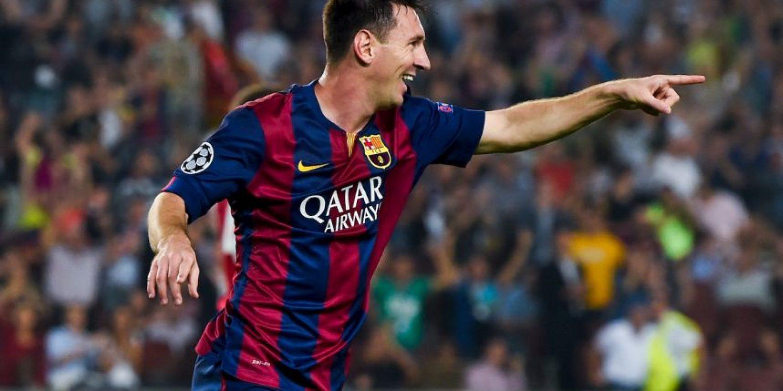 Más partidos marcando a domicilio en una Liga: 15 partidos y 24 goles en la Liga 2012/13. Foto:Getty Images