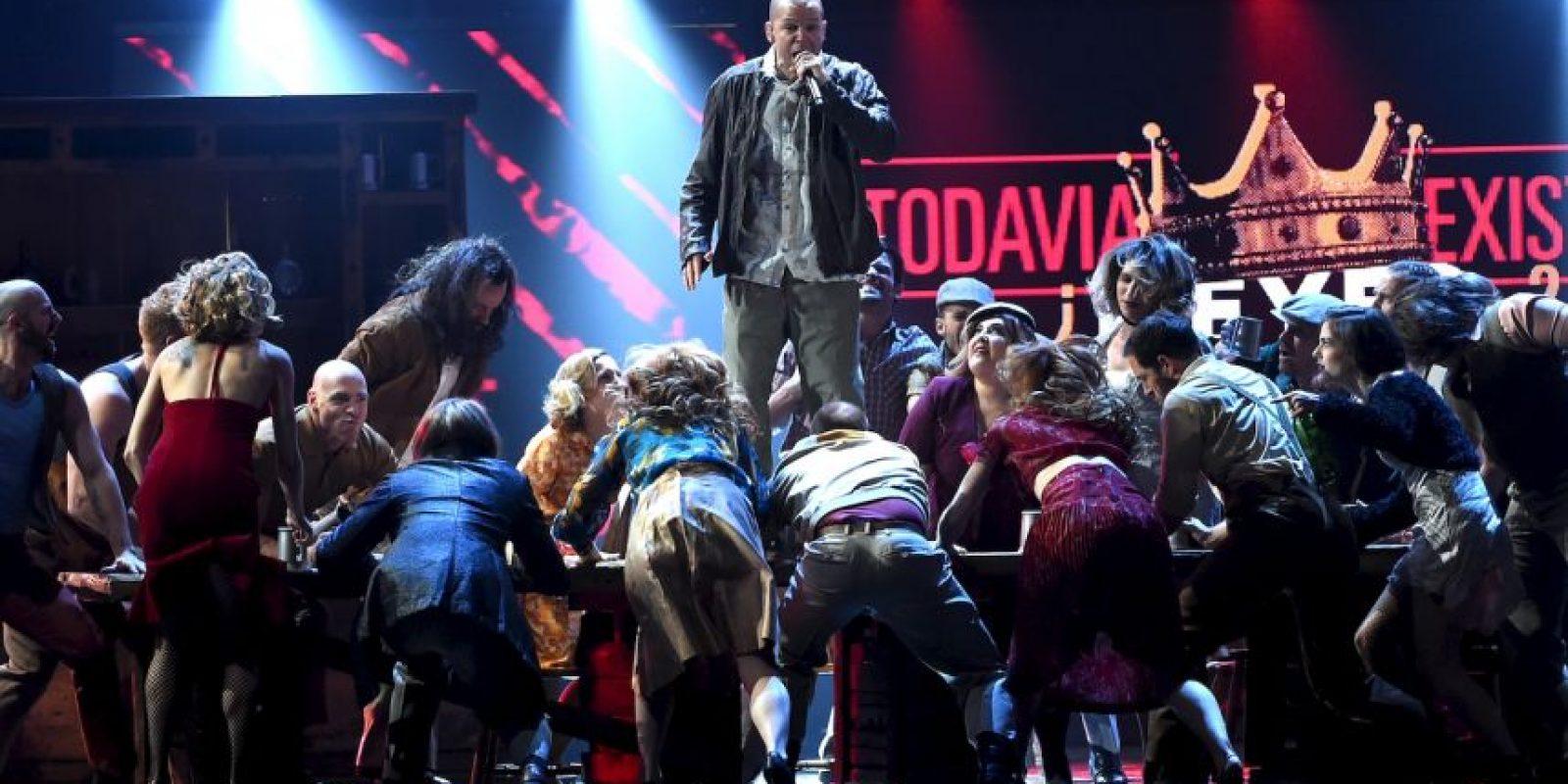 La banda se caracteriza por su estilo musical ecléctico Foto:Getty Images