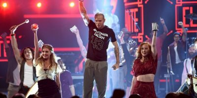 Son los máximos ganadores del Grammy en música urbana Foto:Getty Images