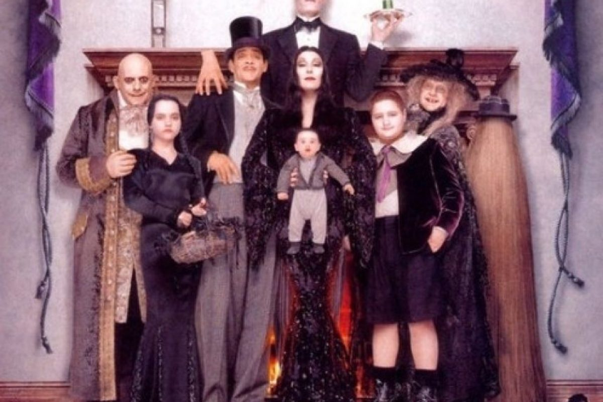 Es una familia inolvidable Foto:Paramount Pictures