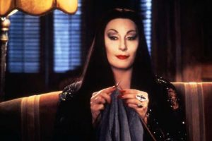 Morticia Addams Foto: Paramount Pictures