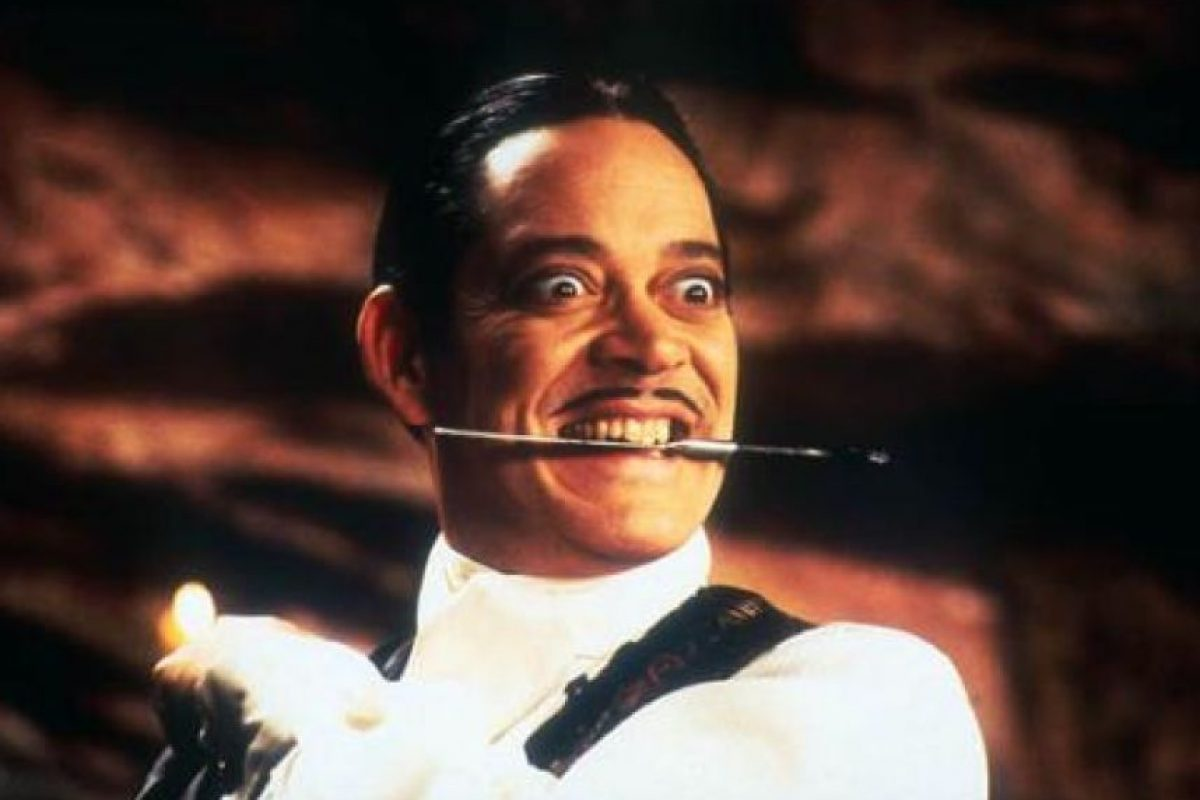 Homero Addams Foto: Paramount Pictures