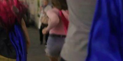 Además, Lina es una de las protagonistas de la cinta Foto:Fresh Movie Trailers