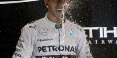 Fotos: Hamilton es el campeón