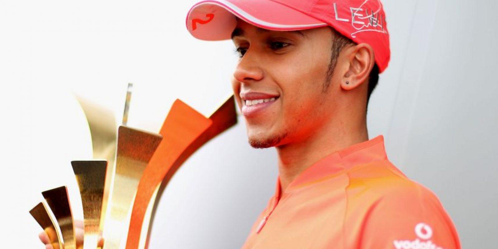 En 2010 se impusó en el GP de Turquía (30 de mayo) Foto:Getty Images