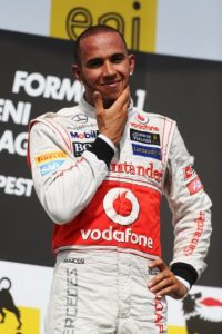 El 29 de julio de 2012 fue el más rápido en el GP de Hungría Foto:Getty Images