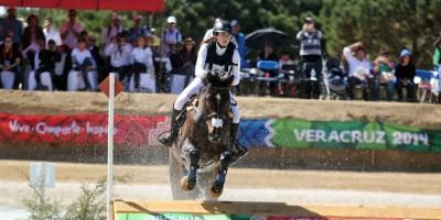 Guatemala se corona en equitación