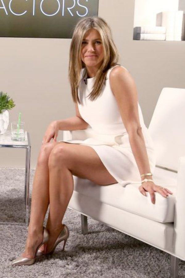 Su nombre completo es Jennifer Joanna Aniston Foto: Getty Images