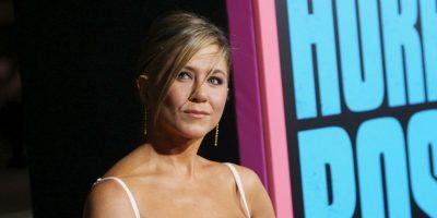 Aniston también disfruta de una exitosa carrera en el cine Foto:Getty Images