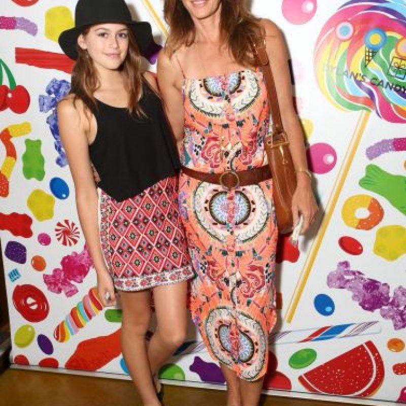 Madre e hija se dedicarán a lo mismo Foto:Getty Images