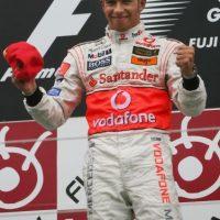El 30 de septiembre de 2007 ganó el Gran Premio de Japón Foto:Getty Images