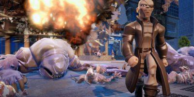 Nick Fury Foto:Disney Infinity 2.0