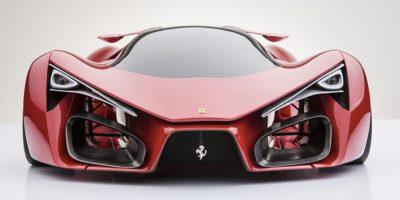 Fotos: ¿Qué harías con este Ferrari?