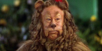 Subastarán al león más cobarde de Hollywood