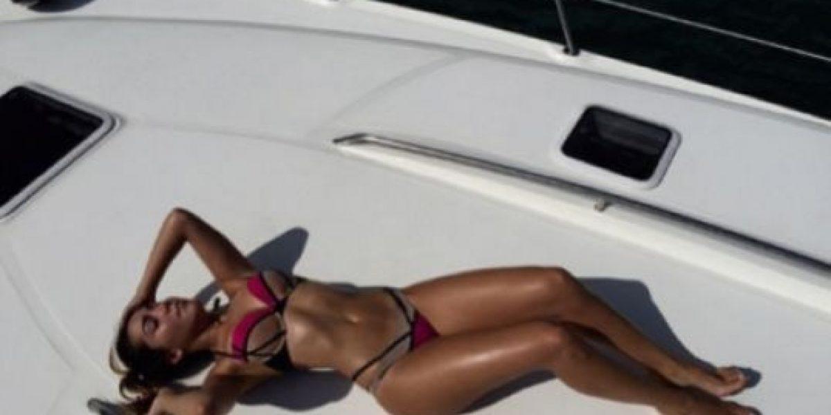 FOTOS: Hija de Alejandra Guzmán podría ser la nueva conejita de Playboy