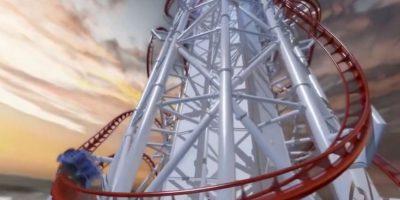 Tendrá una altura de 150 metros (500 pies) y una longitud de mil 600 metros (5,200 pies) Foto:YouTube/ animación