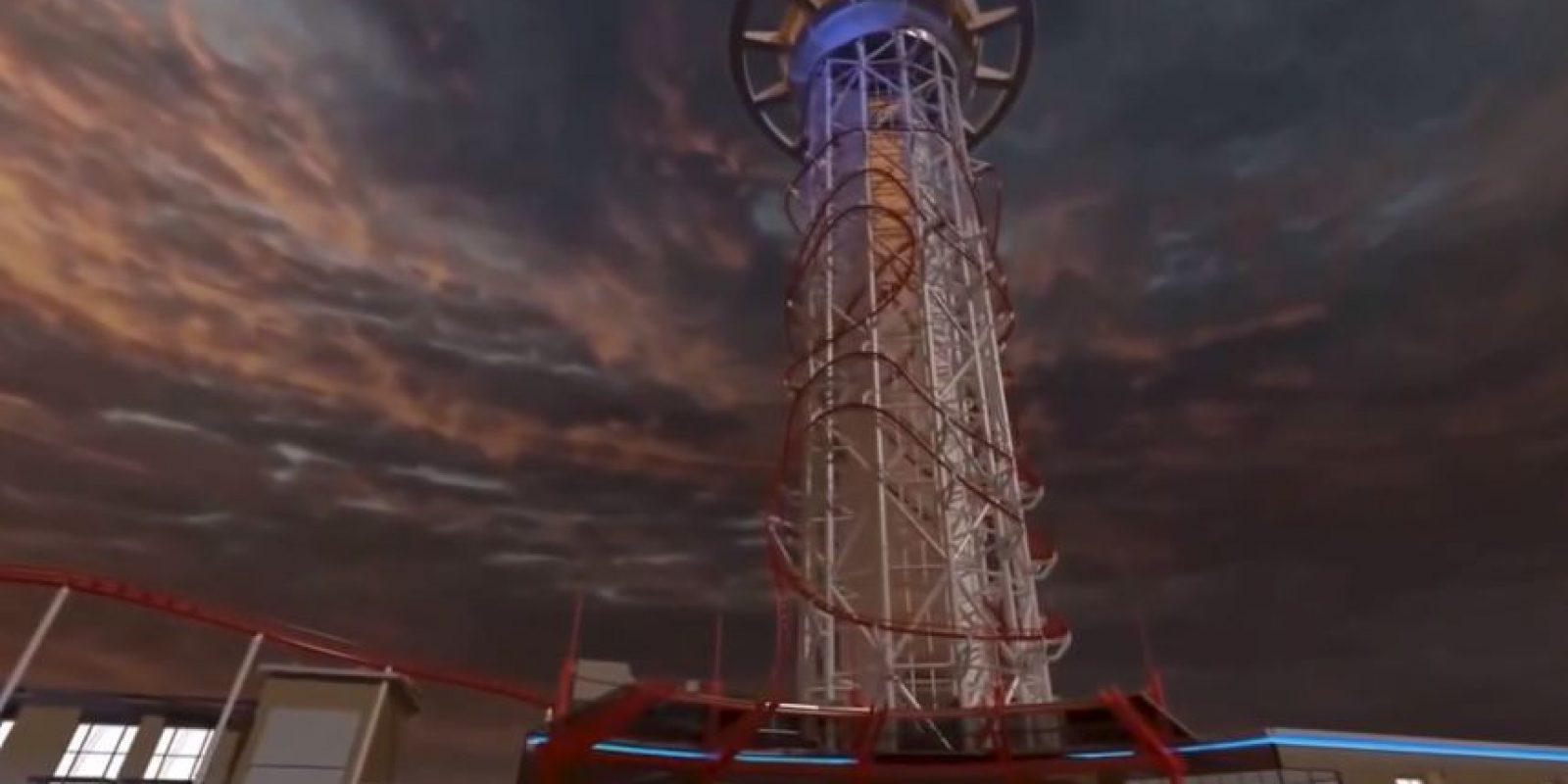 Alcanzará una velocidad de 105 kilómetros por hora (65 mph) Foto:YouTube/ animación