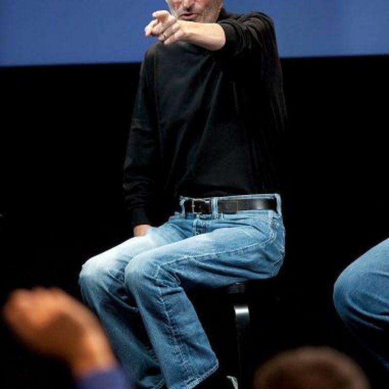 El cofundador de Apple, Steve Jobs Foto:Getty Images