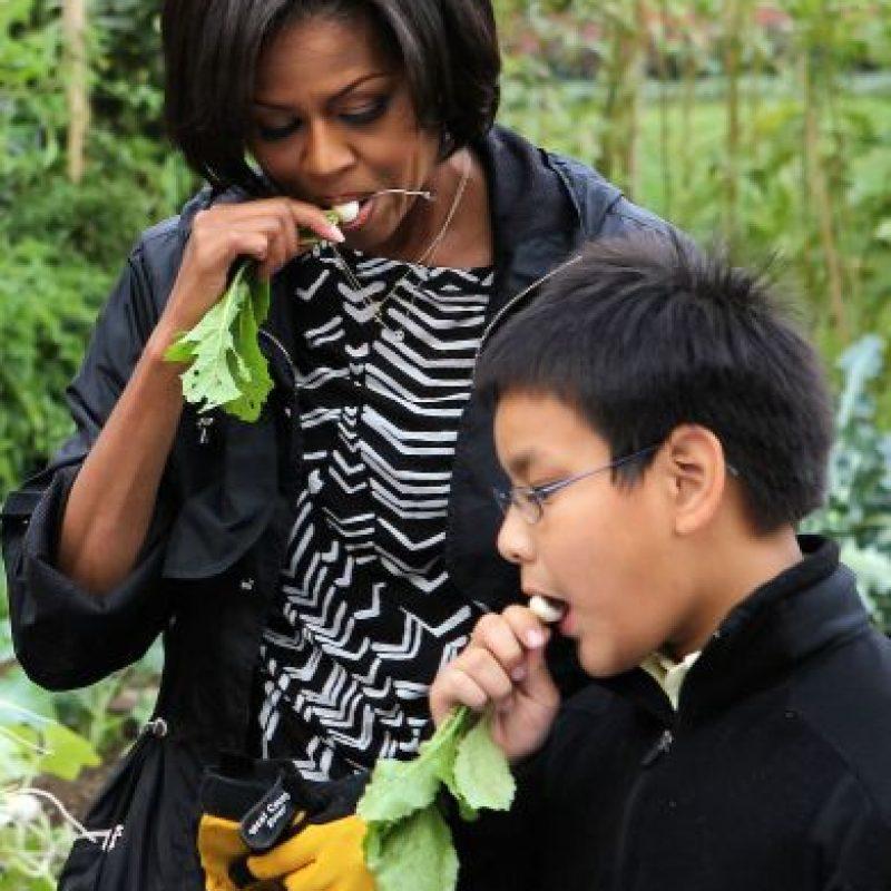 6. Según la página web de Let´s Move, en Estados Unidos la obesidad infantil se ha triplicado. Foto:Getty