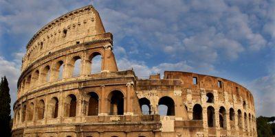 """""""No puedes escribir sobre una pared histórica"""", reclamó la directora del Coliseo Foto:Getty Images"""
