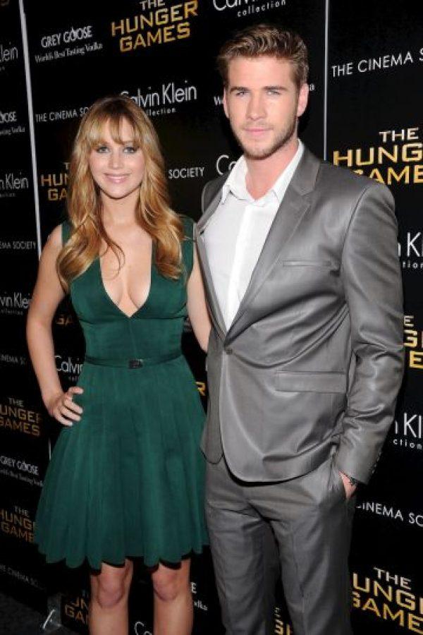 La pareja tiene gran química Foto:Getty Images