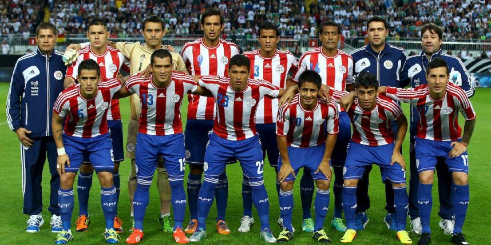 Junto a Paraguay Foto:Getty