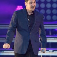 2014, Jonathan Knight Foto: Getty Images