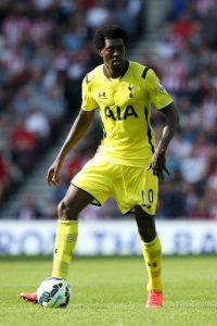 Emmanuel jugó 143 partidos y realizó 43 anotaciones. Foto:Twitter