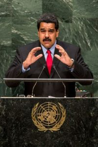 Nicolás Maduro: 2014 Foto: Getty Images